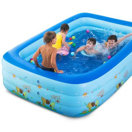 Kiểu dáng hồ bơi phao cho bé
