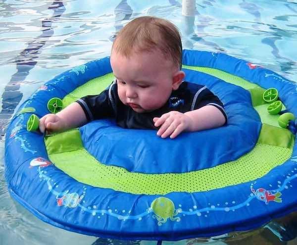 Top 4 phao bơi tròn an toàn nhất cho trẻ nhỏ